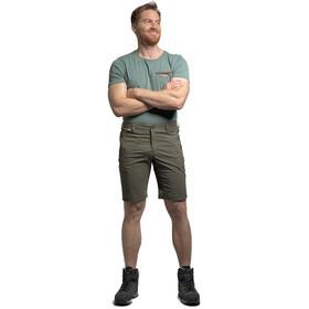 Tatonka Travel Shorts Men bark green